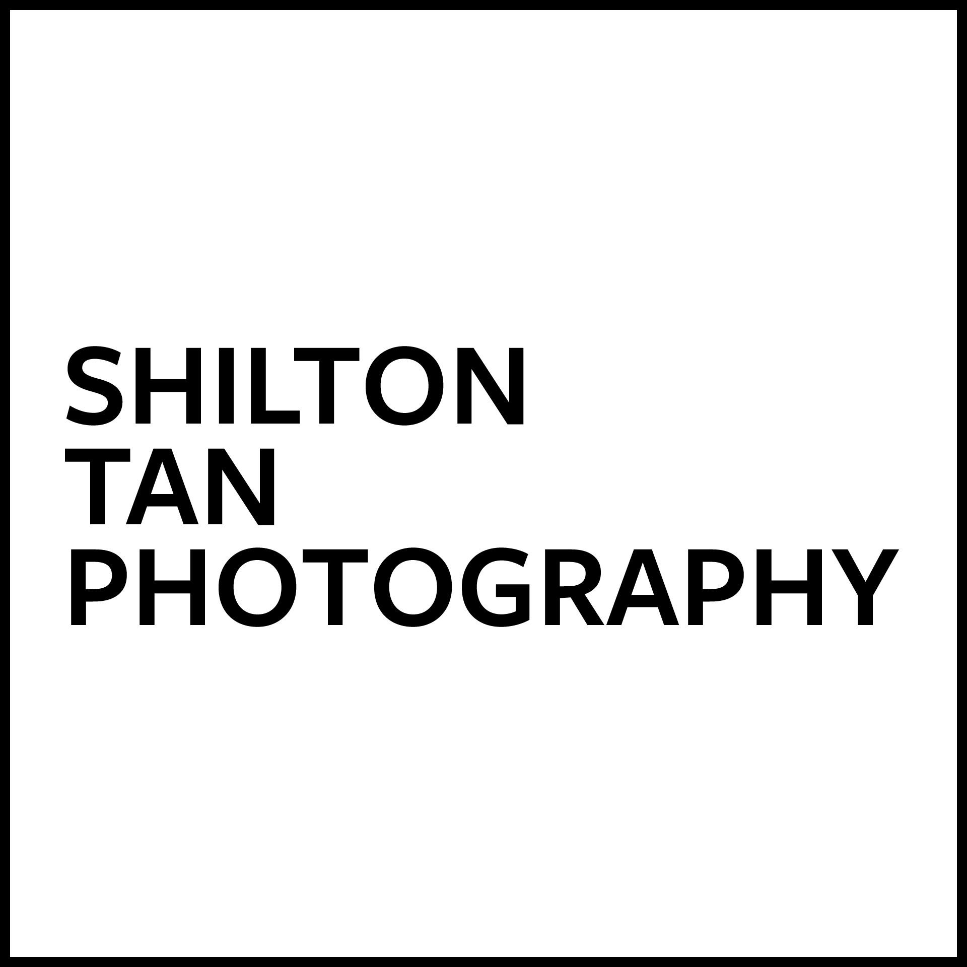 The logo of Shilton Tan Photography.